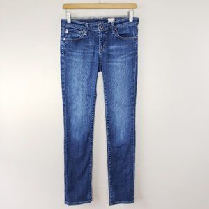 AG Adriano Goldschmied | Skinny Straight Jeans